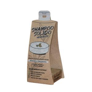 Shampoo Sólido Hidratante Árbol Verde