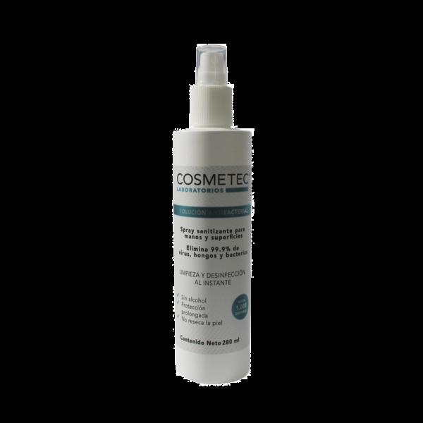 COSMETEC® Solución Antibacterial